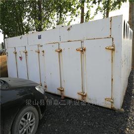 2门2车铜陵低价出售二手热风循环烘箱
