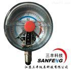 磁簧式电接点压力表