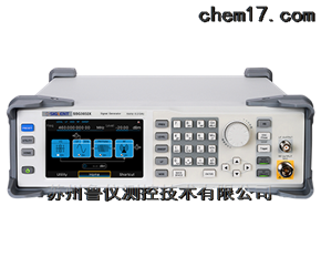 SSG3000X係列射頻信號源 /