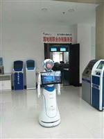 爱丽丝迎宾税务机器人上岗开启智能税务新模式