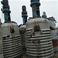 低价转让二手2吨化工不锈钢反应釜价格