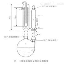 SP-CLCD(S02)二氧化硫残留量测定装置(药典标准)