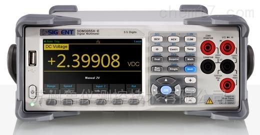 SDM3055X-E/SDM3055X-E-SC 5½位數字萬用表
