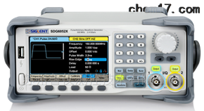 SDG6000X係列脈衝/任意波形發生器