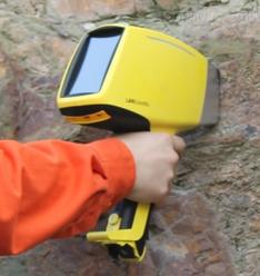 TrueX® 手持式矿石分析仪