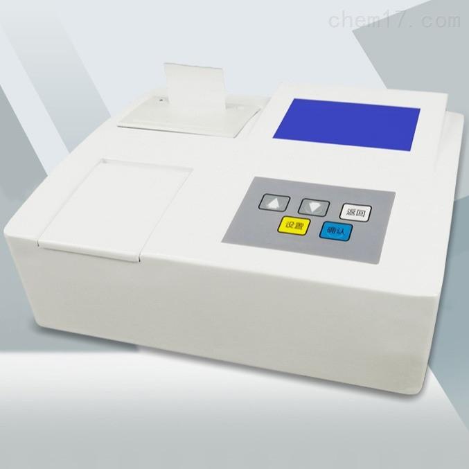 水质氨氮测定仪