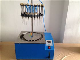 洛阳圆形氮吹仪JT-DCY-36Y氮气吹扫仪