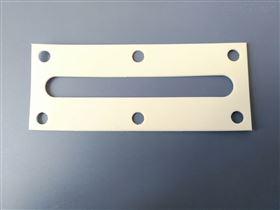 DN50/DN100/DN125/DN150聚四氟乙烯垫批发价格,PTFE垫片厂家批发