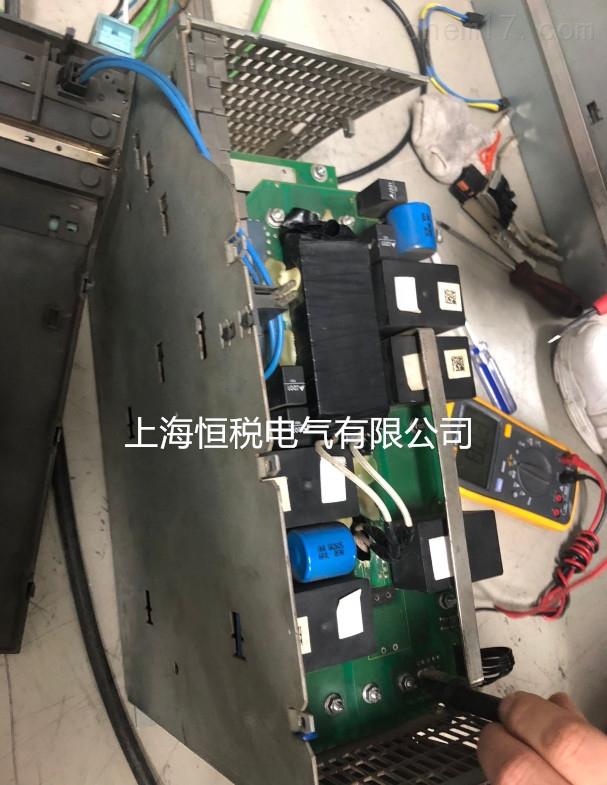 西门子S120电机变频器坏-当天维修及检测
