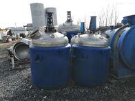 低价处理二手1吨不锈钢反应釜