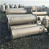 二手全不锈钢列管冷凝器大量出售