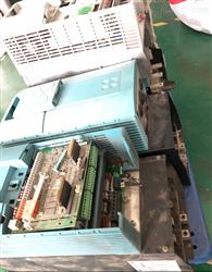 西门子6RA70显示F040故障维修