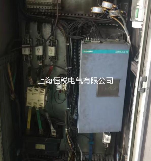 西门子6RA28报F11(控制器十年修理技术)