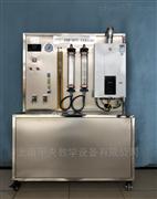 JY-RQ001小型燃气锅炉热工性能测试实验台