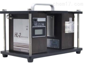 北京勞保所單雙氣路恒流空氣采樣器HL 2