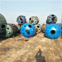长年转让二手10吨搪瓷反应釜低价处理