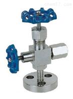 J49H壓力表針型閥