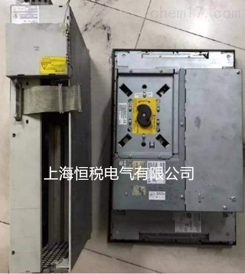西门子840D数控系统报伺服故障修理与分析