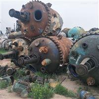 低价转让二手5吨化工搪瓷反应釜价格