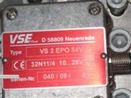 原装进口VSE容积式流量计VS1GPO54V32N11/4