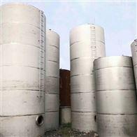 低价处理立式二手120方不锈钢储罐