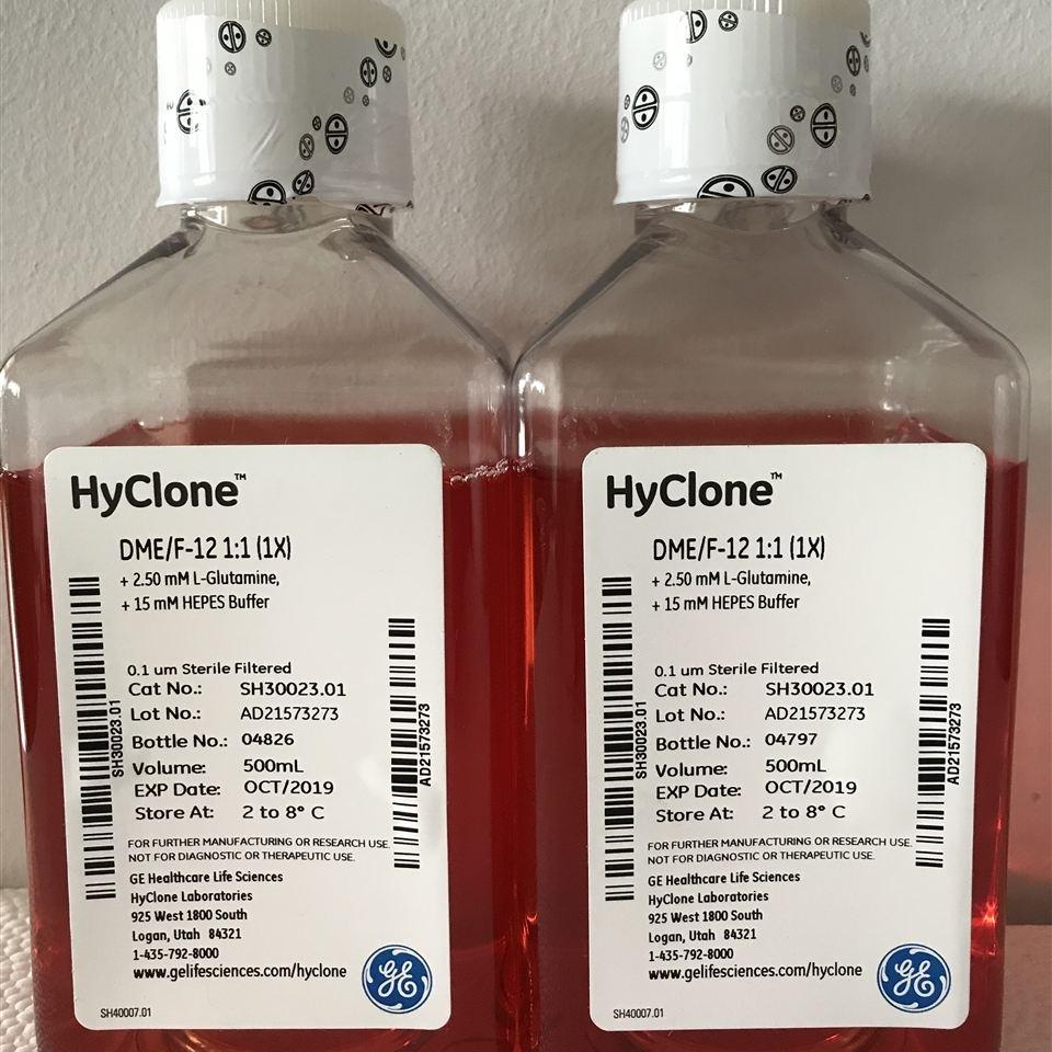 HycloneDME/F12培养基