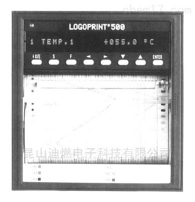 JUMO记录仪LOGOLIN 500