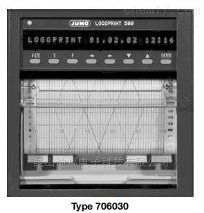 JUMO记录仪LOGOPRINT500