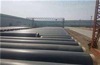 DN350输送给水管道预制直埋式保温管