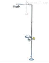 SP-JJPLXYQ-FHS不銹鋼復合式緊急噴淋洗眼器(304+ABS)
