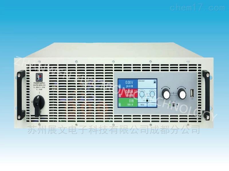 可编程高效实验室直流电源PSI 9000 3u系列