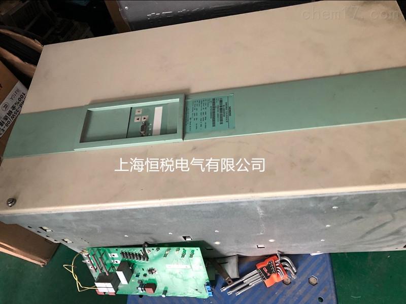 西门子6RA70调速器运行抖动不稳定