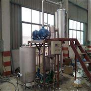 济南哪里有二手机械式蒸汽再压缩蒸发器
