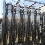 1000出售二手多效蒸馏水机组设备