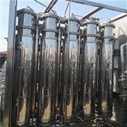出售二手多效蒸餾水機組設備