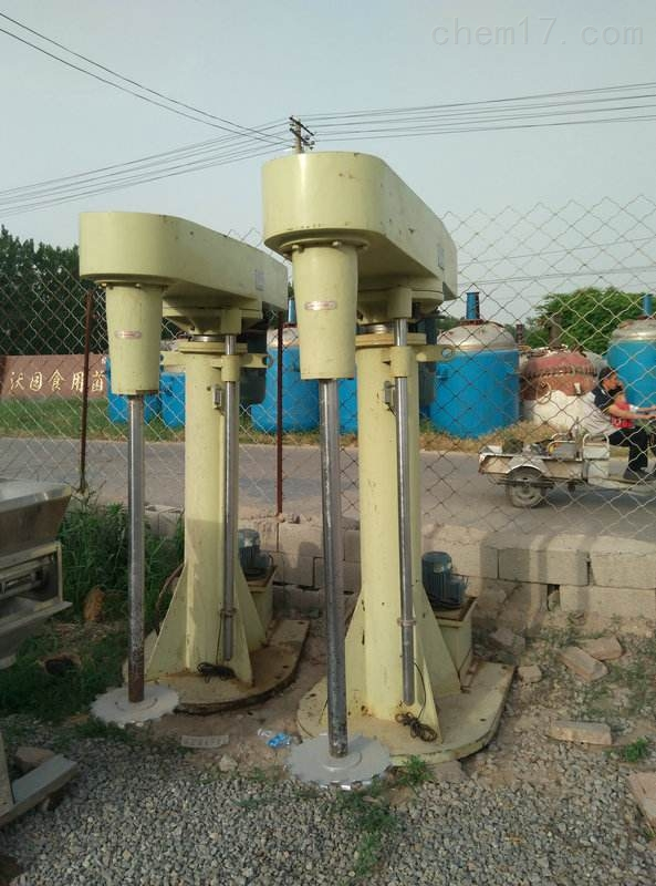 价高回收旧的11-22千瓦油漆液压高速分散机