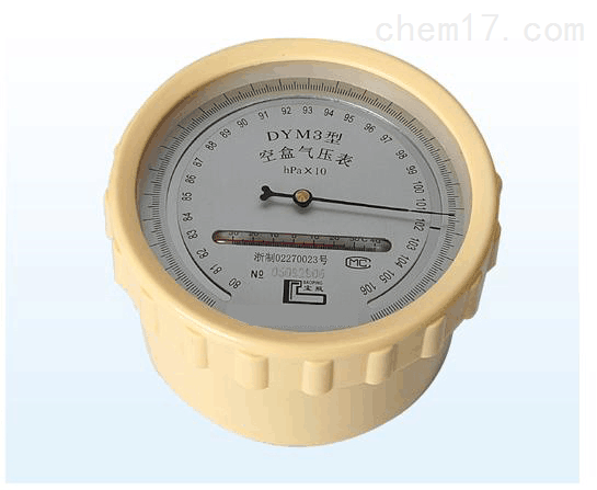 美高梅4858官方网站_空盒气压表