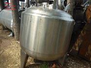 大量回收5立方不锈钢发酵罐