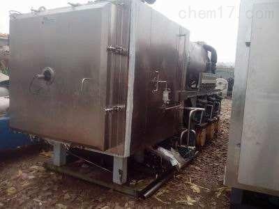 长期回收30平方真空冷冻干燥机