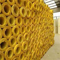 国标20厚离心玻璃棉管涨钱了内部价格