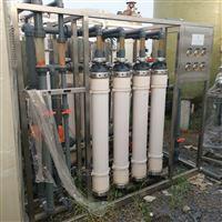 转让二手单级反渗透纯水处理设备