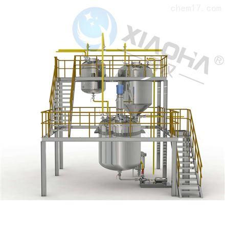 工艺过程控制反应釜