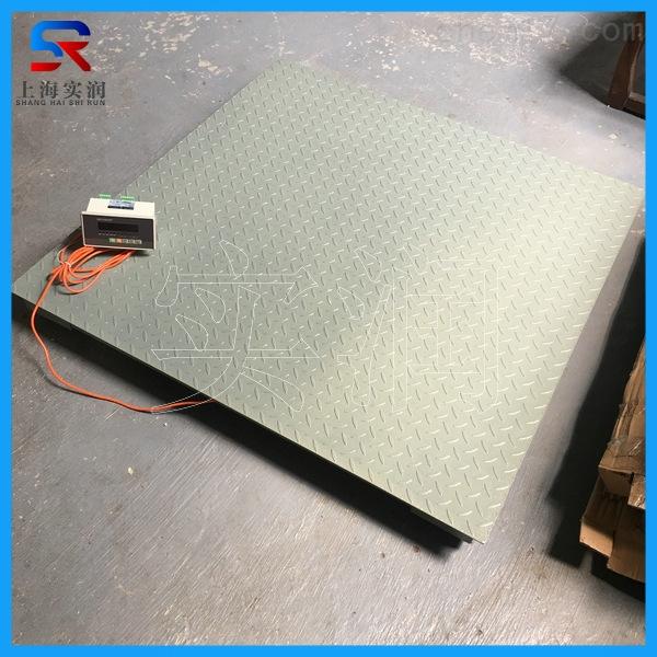 上海电子地磅/地磅秤/1-3吨电子秤多少钱
