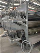 香蕉片烘干設備三層網帶式干燥機