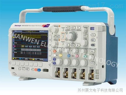 混合信号示波器MSO/DPO2000B系列