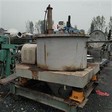 处理二手SGZ1000刮刀下部卸料离心机哈尔滨