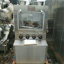 出售二手17冲旋转式压片机青岛