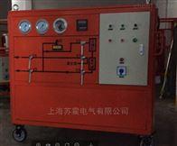 在 线SF6气体回收装置