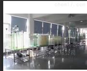 JY-G131全套废水中式处理流程实验装置