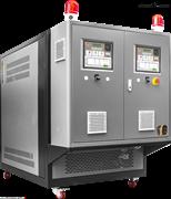不銹鋼油式模溫機,油循環溫度控制機